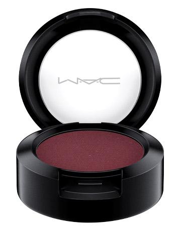 Mac Cosmetics eyeshadow in Shady Santa, £15