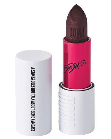 Uoma Badass Icon Concentrated Matte Lipstick, £21.50