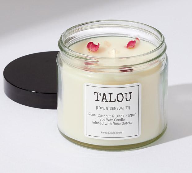 Talou Love & Sensuality Candle