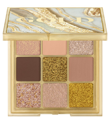 Huda Beauty Gold Obsessions Palette, £27
