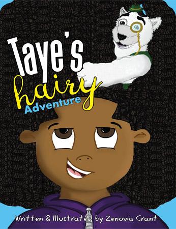 Taye's Hairy Adventure