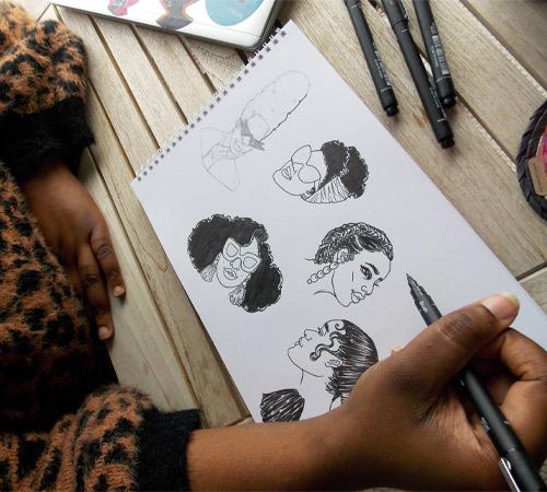 Dorcas Creates illustrations