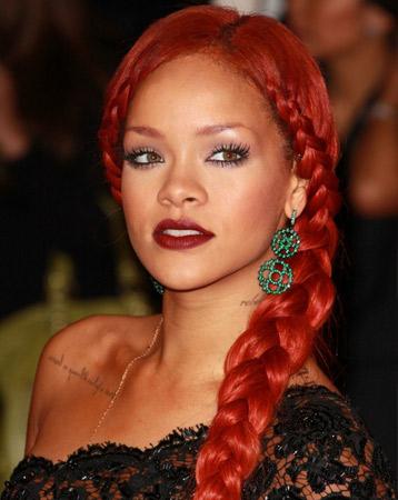 Rihanna's Iconic Hairstyles