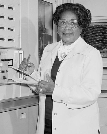 Mary W. Jackson, NASA