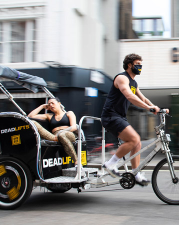 Dead-lifts - Gymbox