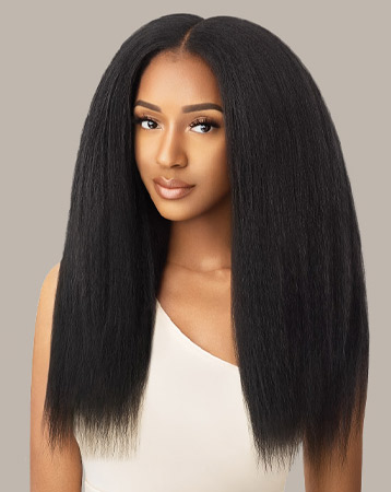 Big Beautiful Hair 4a Kinky Straight