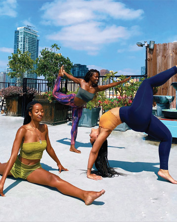 The Black Women's Yoga Collective