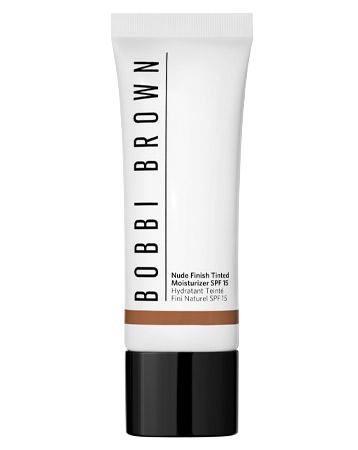 Bobbi Brown Nude Finish Tinted Moisturiser SPF15, £32