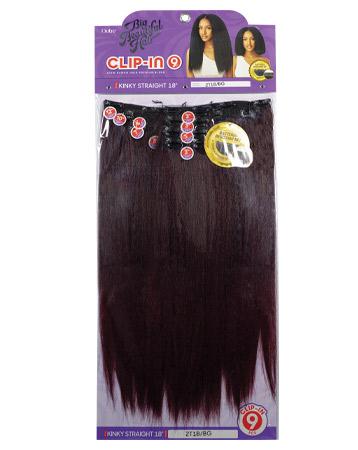 Big Beautiful Hair Clip-Ins