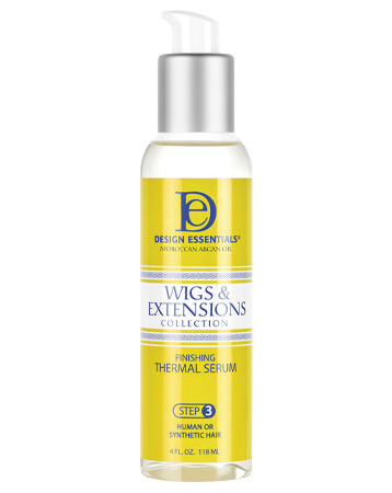 Design Essentials Wig & Extensions Finishing Thermal Serum, £8.99