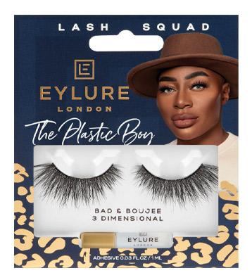 Eyelure Plastic Boy Bad and Boujee Lashes