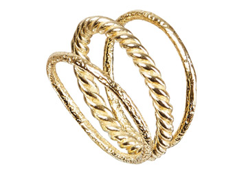 Oliver Bonas Stacked Rings
