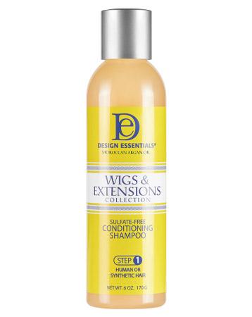 Design Essentials Sulphate-free Conditioning Shampoo, £6.95