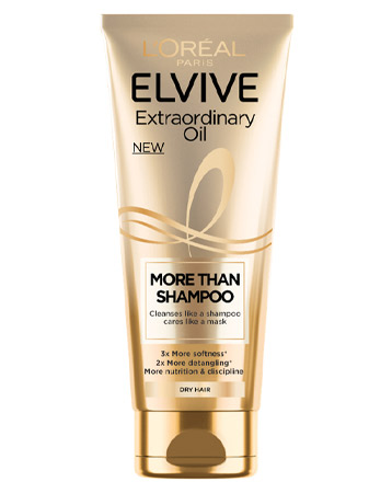 L'Oréal Elvive Extraordinary Oil More Than Shampoo