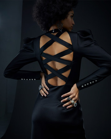 AW21 Fashion Trends: Back Detail