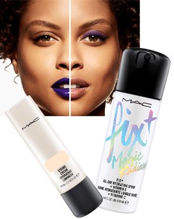 MAC Virtual make-up