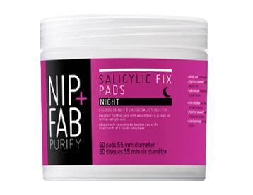 Nip+Fab Salicylic Fix Night Pads
