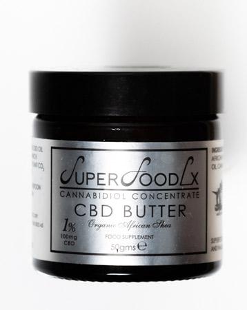 SuperfoodLx CBD Butter