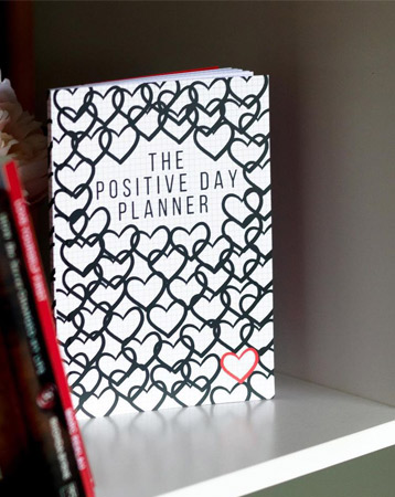 The Positive Day Planner