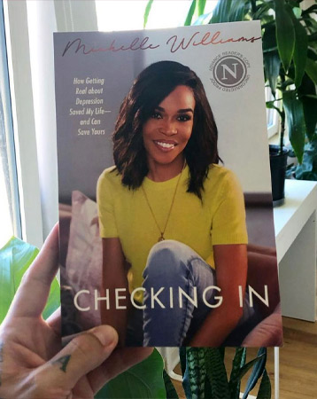 Checking In by Michelle Williams