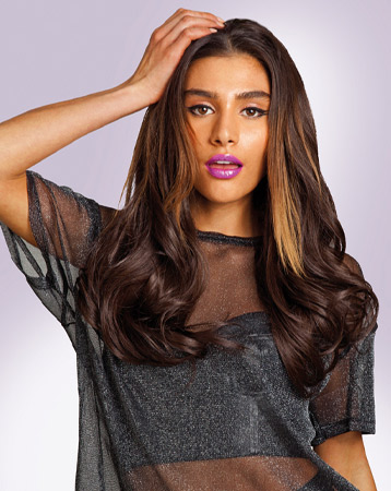 Clip-In Glam Hair Extensions From Spell Beauty
