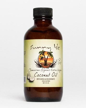 Jamaican Organic Extra Virgin Coconut Oil