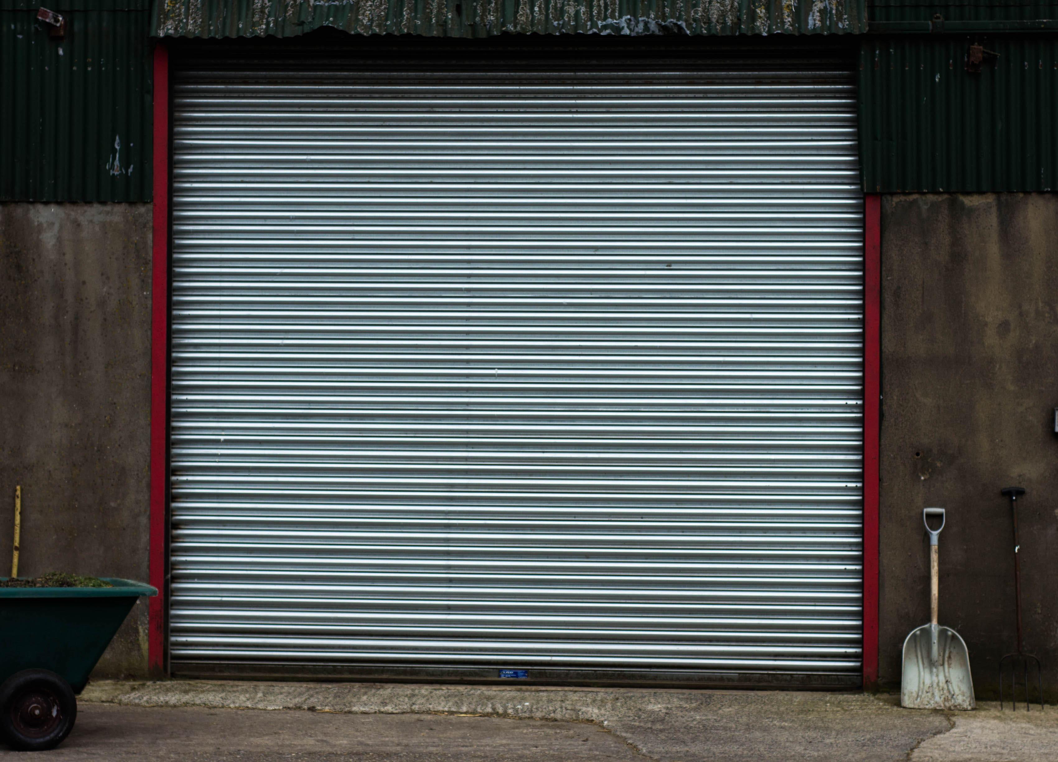 Standard Industrial Door - LDR02