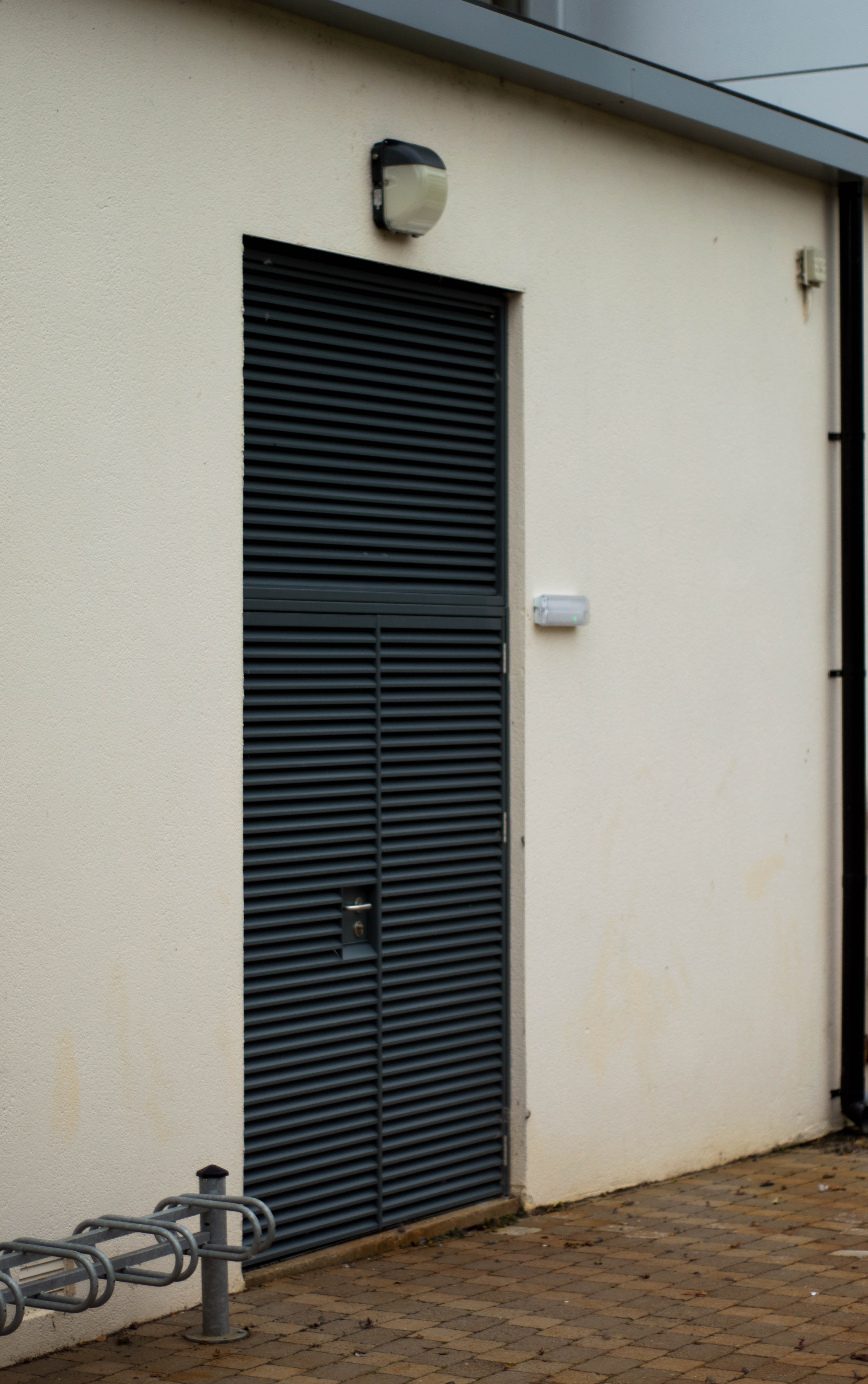 Steel Doors - NWRC Limavady Campus - LRD08