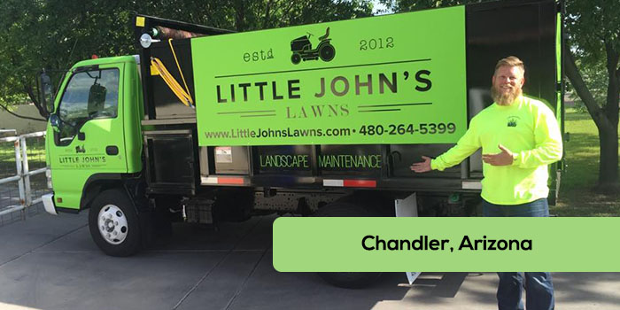 Chandler Arizona Lawn Care Services