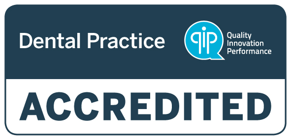 QIP Dental Accredited