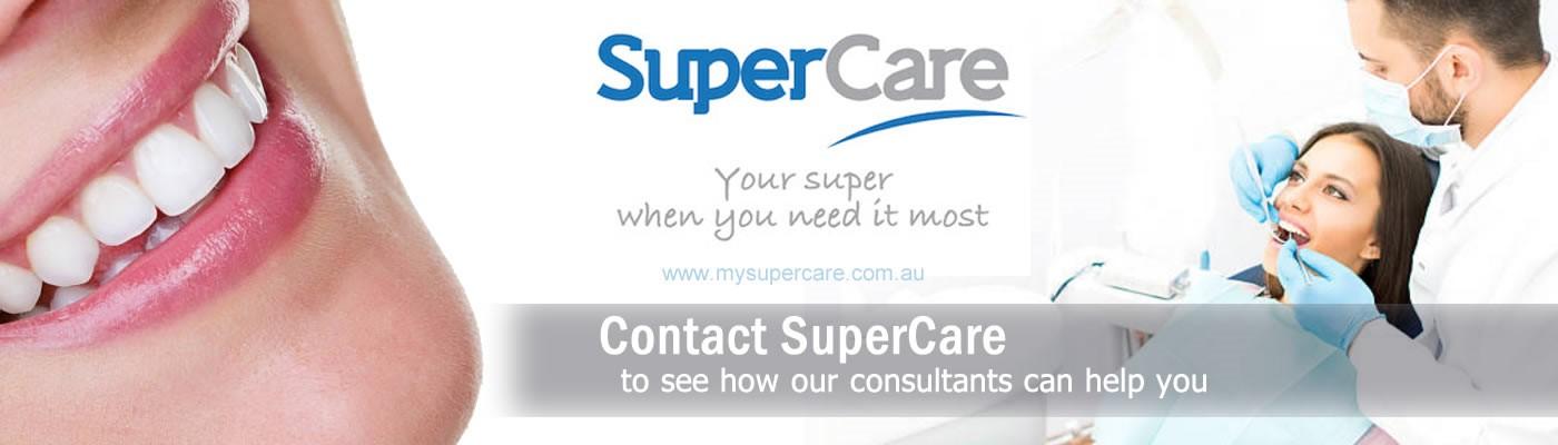 SuperCare Dental Banner