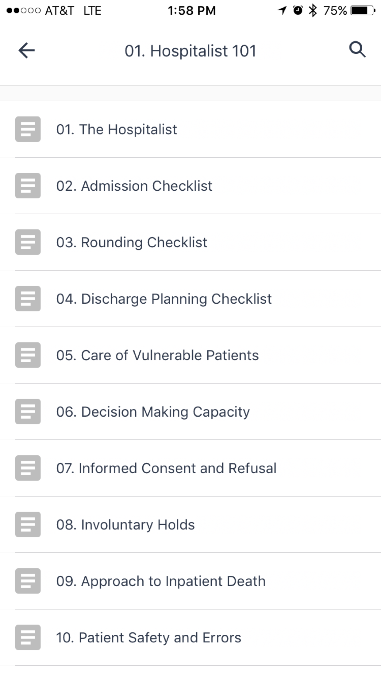 Hospitalist Handbook · AgileMD