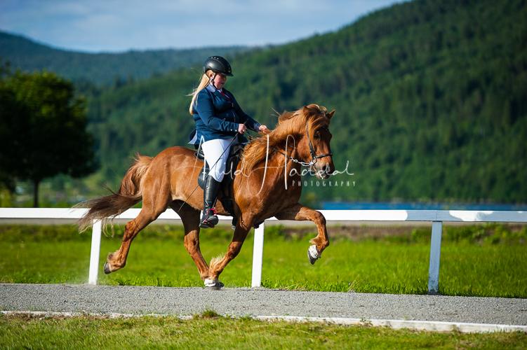 Stine Sønderland Viken-Norgesmester i T1 junior