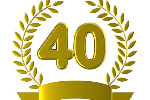 UTSATT - 40 års jubileumsfest 12.oktober