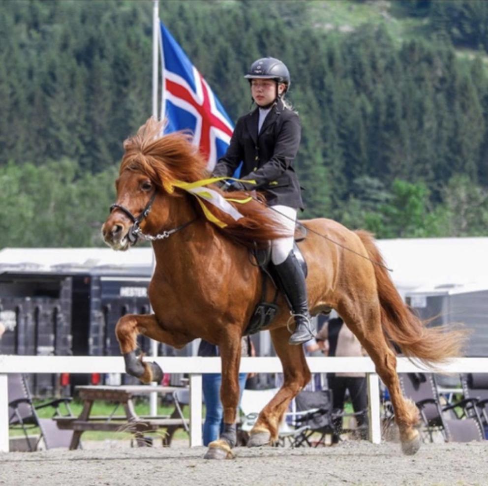 Bli kjent med U23-rytter Vilde Sønderland Viken