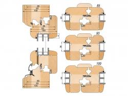 MAGNUM - Fereastra 85-93-100