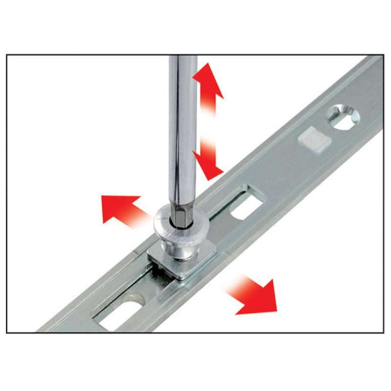 Reglare rapidasiusoara -pe verticala si in presiunepentruoinchidereperfecta