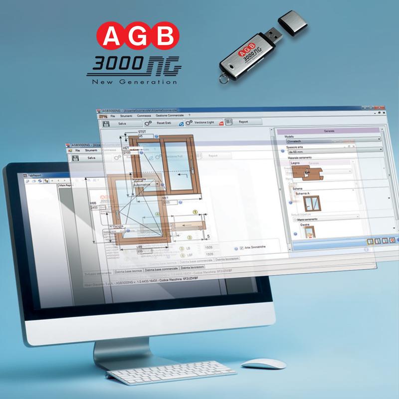 Program software de gestiune  AGB3000-NG