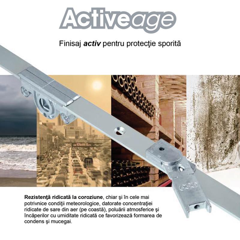 ACTIVEage- finisaj pentru mileniul III