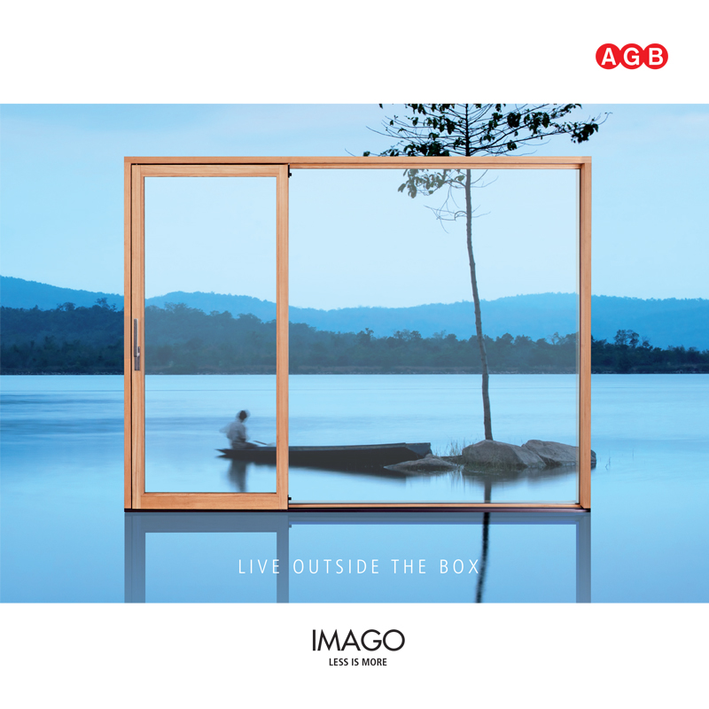 Usi culisante cu design minimalist - IMAGO
