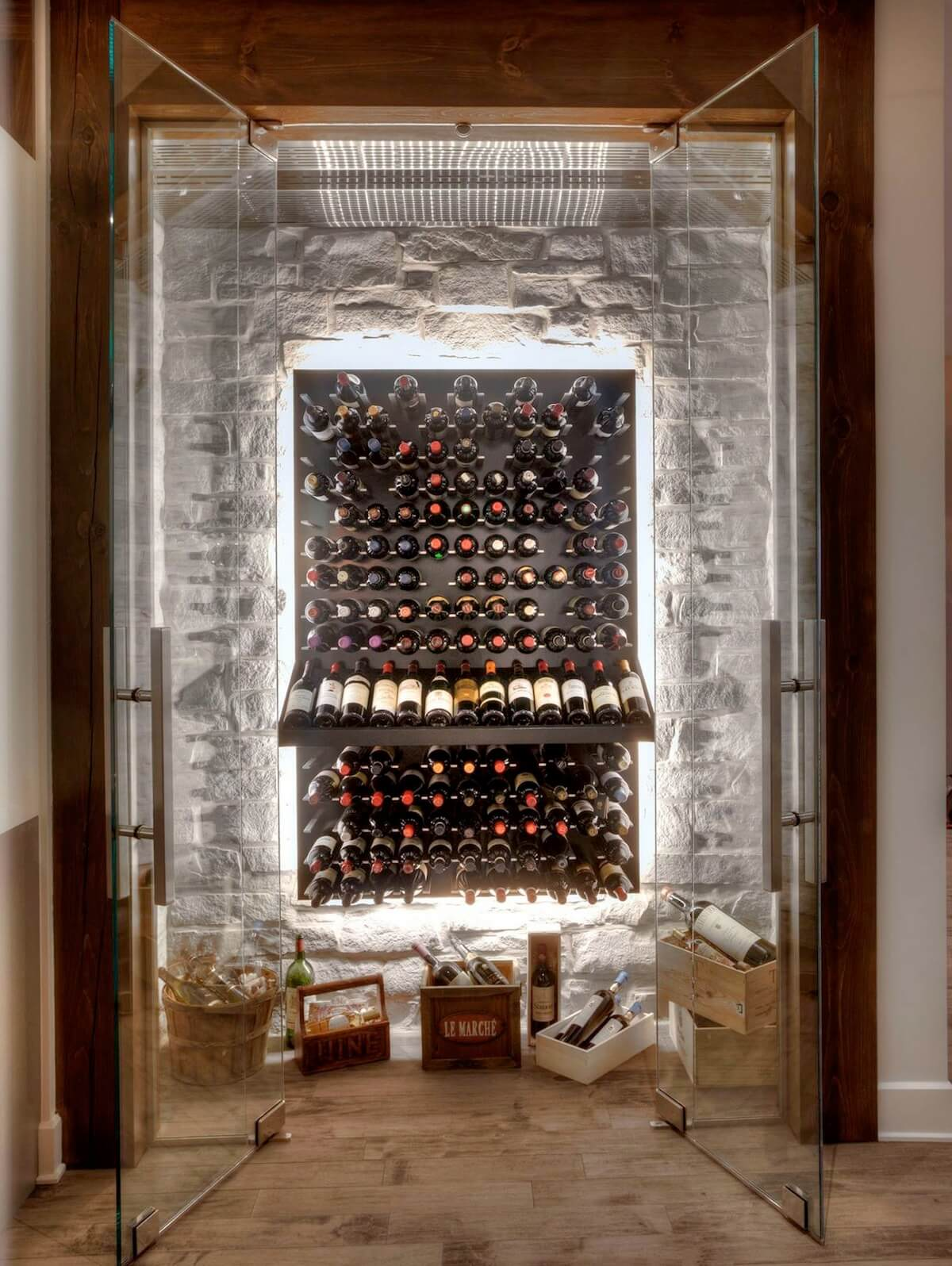 Wine Wall Image