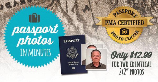 Passport Photo Services near you | Calagaz Photo & Digital