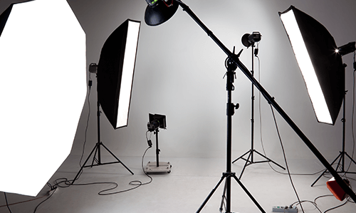 studio lighting kits Image