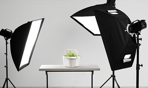 light tents & softboxes Image