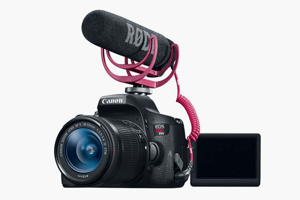 Canon EOS Rebel T6i Video Creator Kit | Calagaz Mobile Al