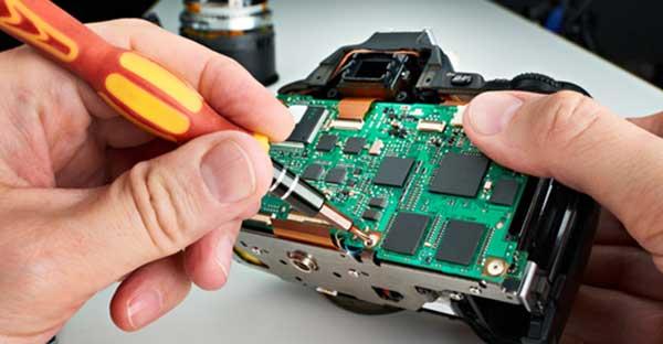 Camera Gear Repair