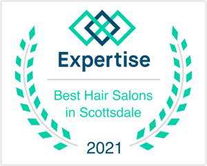 Rated one of the best hair salons in Scottsdale AZ