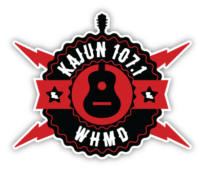 Kajun 107 Badge
