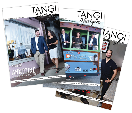 Tangi Lifestyles Magazines