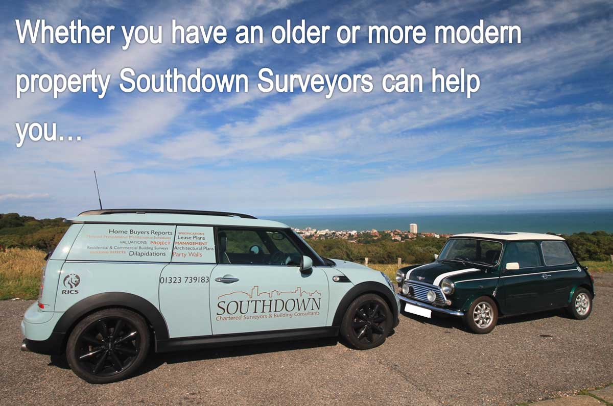 image of southdown surveyors cars